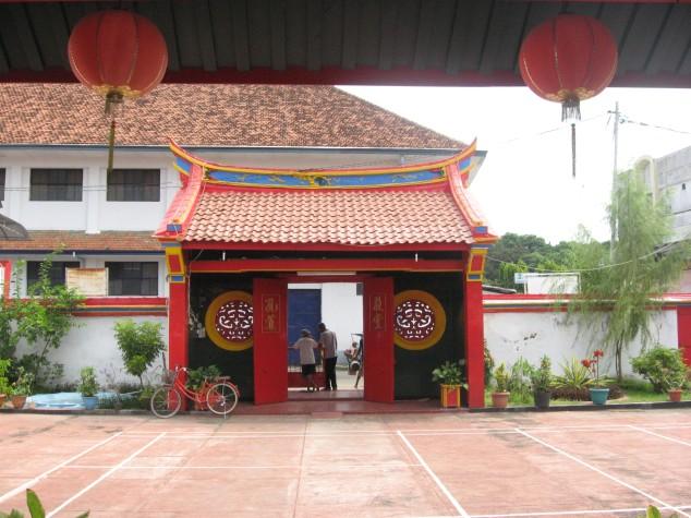 Klenteng Talang Cirebon