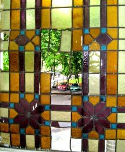 Jendela Tua Masjid Cut Mutia