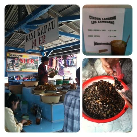wisata kuliner Minang