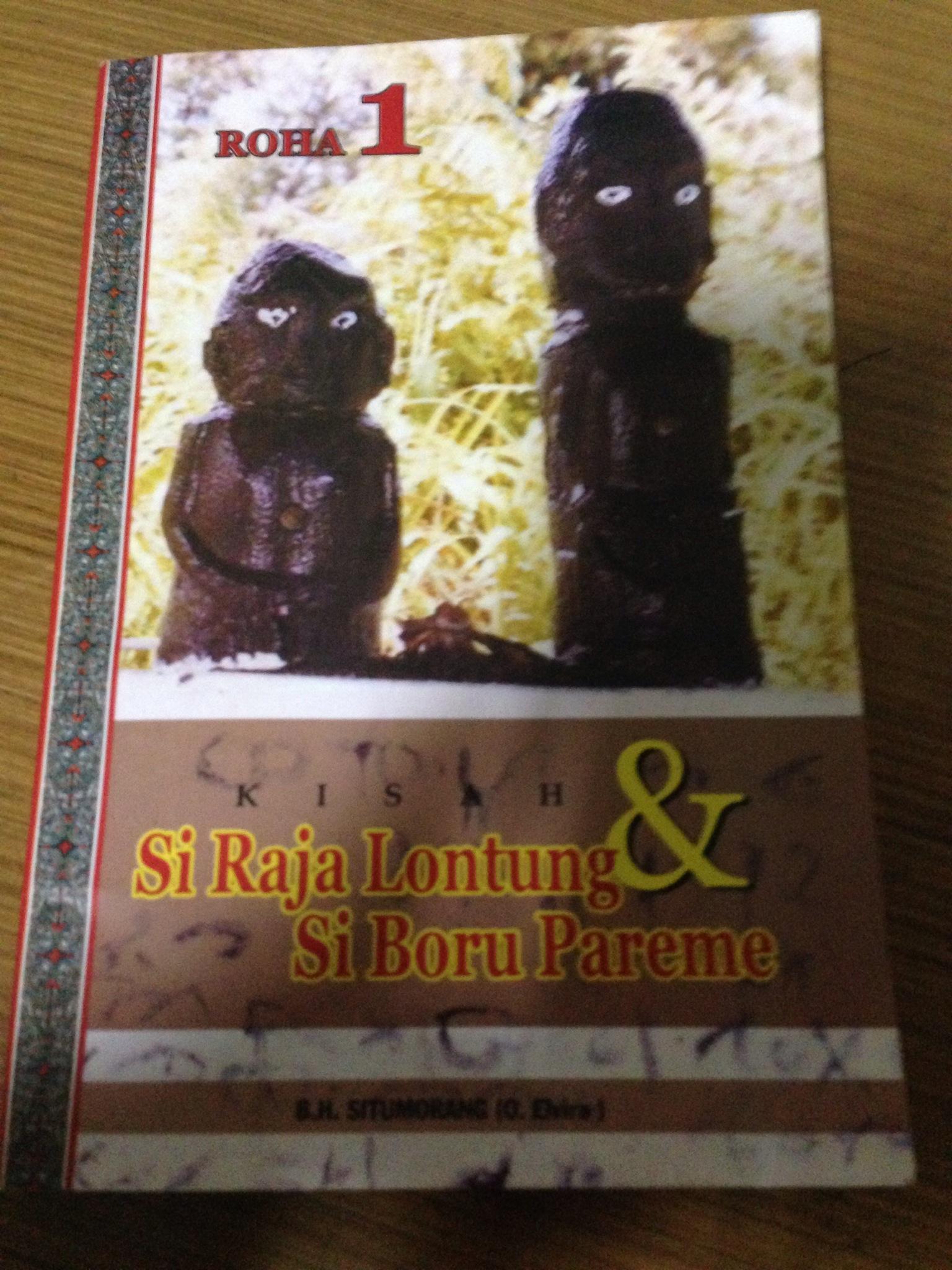 Buku Cerita Rakyat Batak