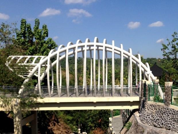 Jembatan Museum Sangiran