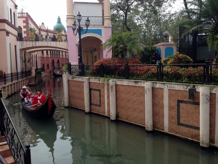 Gondola Little Venice